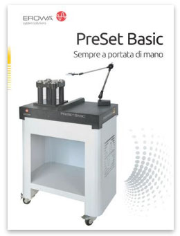 preset basic erowa catalogo